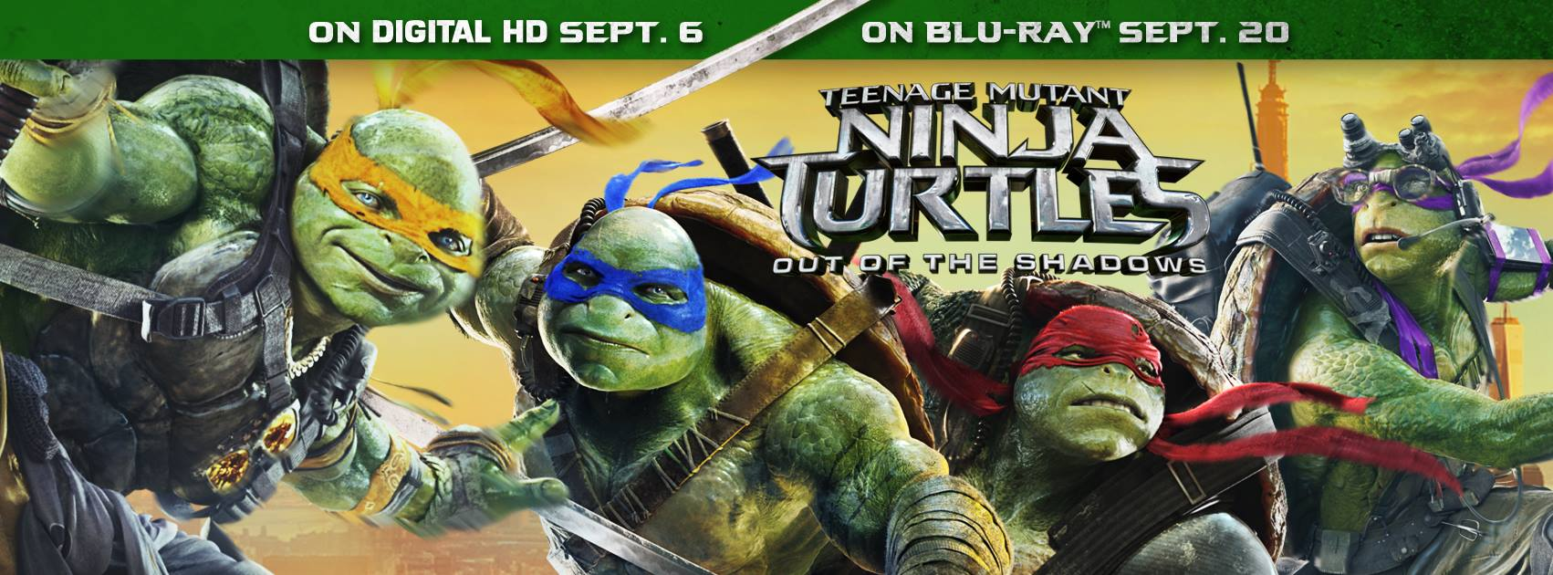 Enter To Win Teenage Mutant Ninja Turtles Out Of The Shadows Giveaway Esteeeatz Com